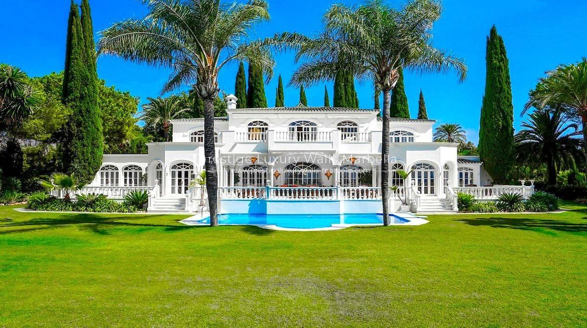 Majestic Villa For Sale El Paraiso Marbella